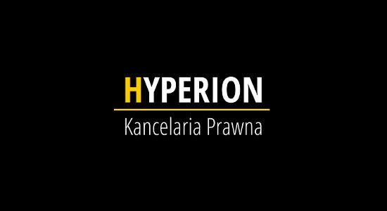 Kancelaria Prawna Hyperion Gałek & Wspólnicy Spółka Komandytowa